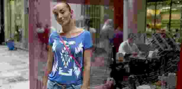 Adryelly Venturelly trans - Evelson de Freitas/UOL - Evelson de Freitas/UOL