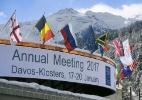 Presidente da China defende globalização e livre comércio em Davos - AFP