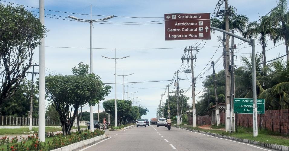 Eusébio (CE) é uma das cidades que mais crescem na região metropolitana de Fortaleza