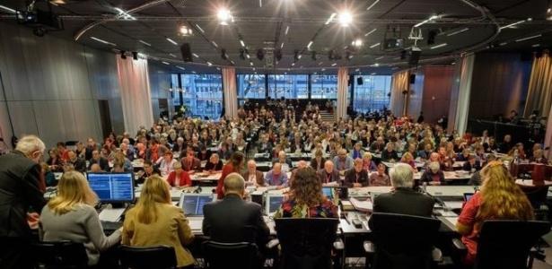 Na Suécia, mais de 900 mil pessoas votaram para escolher a cúpula da Igreja