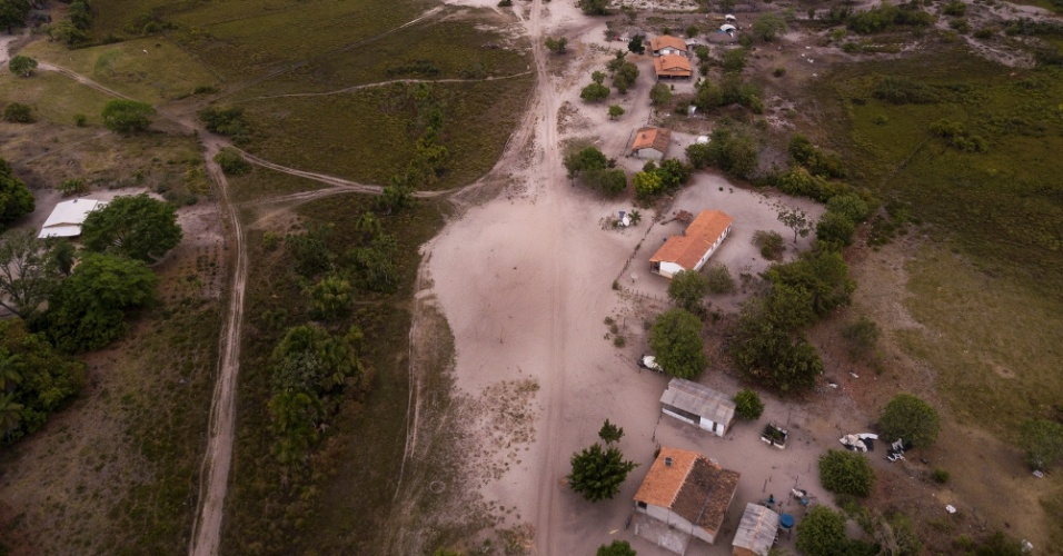 Na comunidade Aldeia, todas as saídas foram fechadas pela Estrondo sem autorização judicial, dizem os moradores