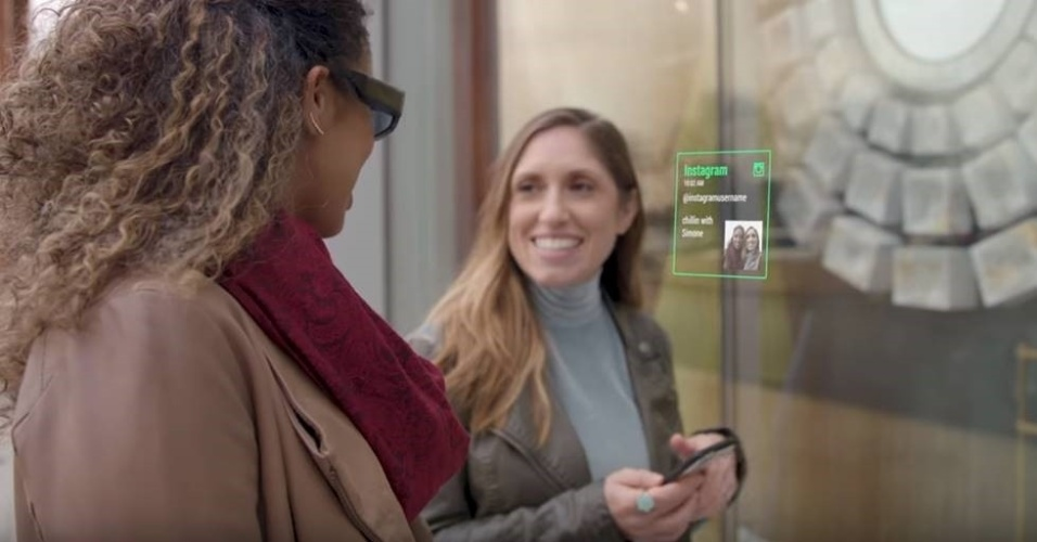 óculos de realidade aumentada da Vuzix vem com Alexa