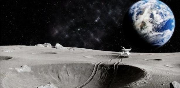 Nações podem explorar a Lua, mas nenhuma delas pode reivindicar sua posse