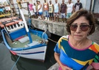 Tragédia de Mariana: sem indenização, vítimas pescam em área contaminada e já acumulam R$ 833 mil em multas (Foto: Fabricio Saiter)