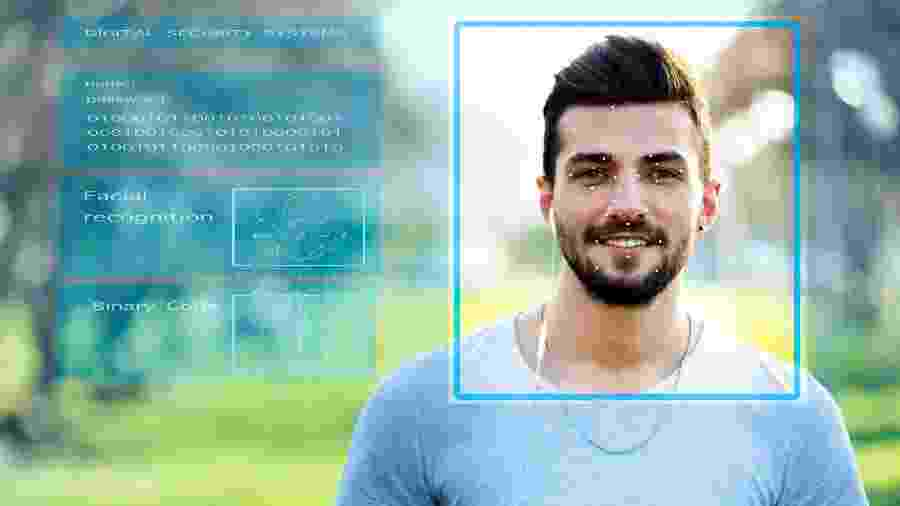 Reconhecimento facial pode ser proibido pela União Europeia - Getty Images/iStockphoto