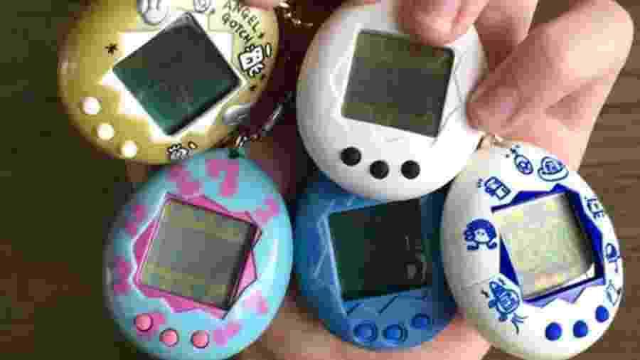 O brinquedo foi lançado nos anos 1990 - Arquivo Pessoal/Josiah Chua