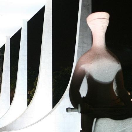 Fachada do prédio do STF, em Brasília - Gil Ferreira/SCO/STF