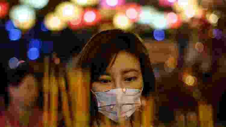 Máscaras de proteção funcionam contra o coronavírus? - PHILIP FONG