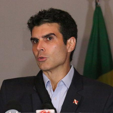 19.mar.2020 - O governador do Pará, Helder Barbalho - Bruno Cruz/Futura Press/Estadão Conteúdo