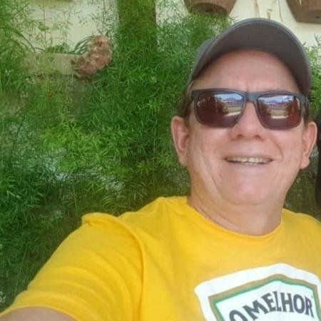 O médico Pedro Meneses, paciente com covid-19, morto em queda de avião - Arquivo pessoal