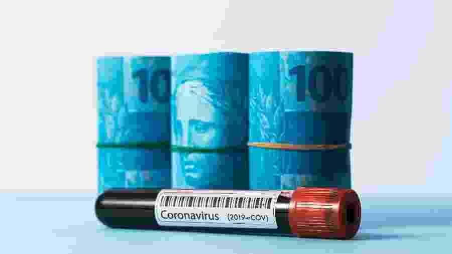 Dinheiro do governo para ajudar pequenos negócios durante pandemia não estaria sendo repassado pelos bancos, segundo MPT - Getty Images