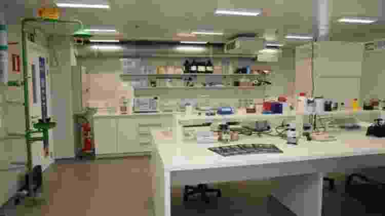 Laboratórios servem a pesquisadores durante verão antártico - Marinha do Brasil - Marinha do Brasil