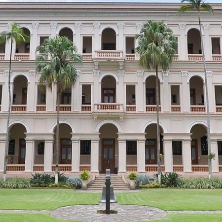 Colégio Santo Inácio, no Rio - Reprodução