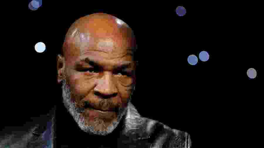Mike Tyson volta aos ringues no dia 28 de novembro e luta será transmitida ao vivo - STEVE MARCUS