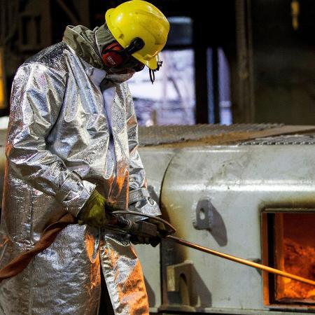 Faturamento da indústria acumula alta de 49% de abril a outubro - REUTERS