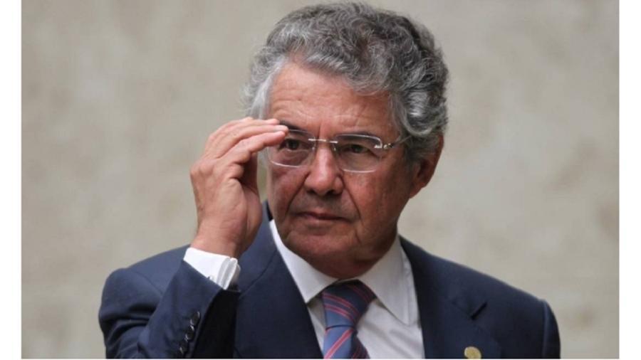 """Ministro Marco Aurélio, do Supremo Tribunal Federal (STF), tomou decisão alegando manutenção da """"ordem pública"""" -  Ailton de Freitas/Agência O Globo"""