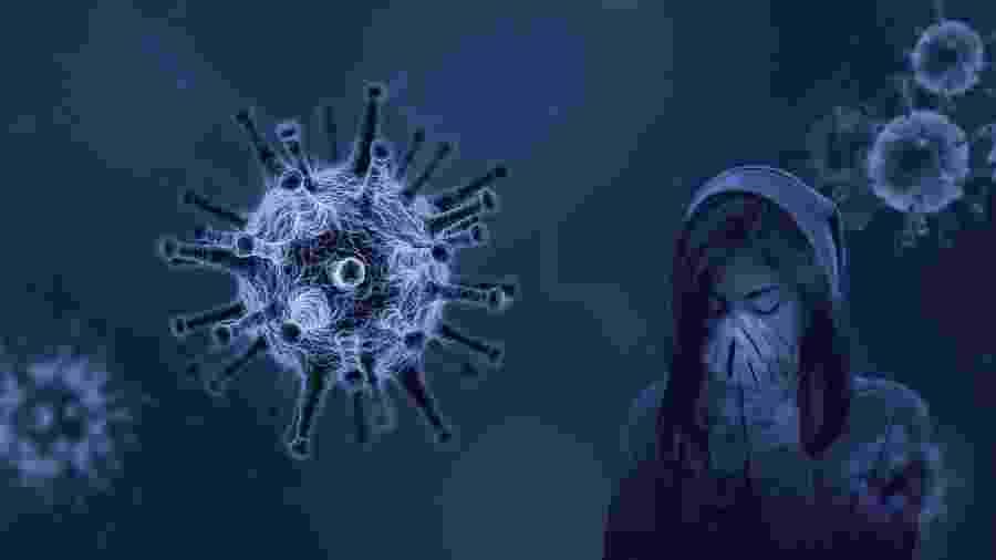 Transmissão do novo coronavírus está em nível perigoso - Willgard Krause/ Pixabay