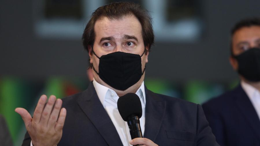 Rodrigo Maia encerrou reunião que discutiria o assunto por falta de quórum - Danilo M. Yoshioka/Futura Press/Estadão Conteúdo
