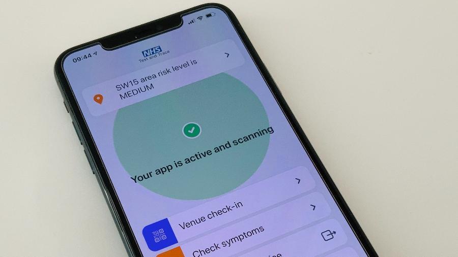 App NHS Covid reúne rastreamento de contato e informações sobre covid-19 - Unsplash