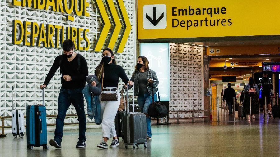 Brasileiros em Israel se revoltam com permanência do país na lista de destinos proibidos - Fepesil/TheNews2/Estadão Conteúdo