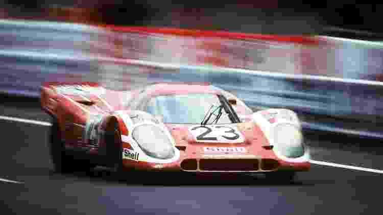 Porsche 917 W 1970 - Divulgação  - Divulgação