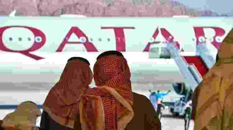 """Arábia Saudita, Emirados Árabes e Catar concordaram em """"deixar de lado"""" suas diferenças em cúpula em janeiro - AFP - AFP"""