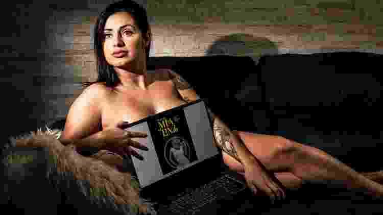 """A maior parte da clientela virtual de Mia é composta por homens árabes: """"Eles me pedem em casamento, dizem que eu vou ter uma vida de rainha."""" - Fernando Moraes - Fernando Moraes"""