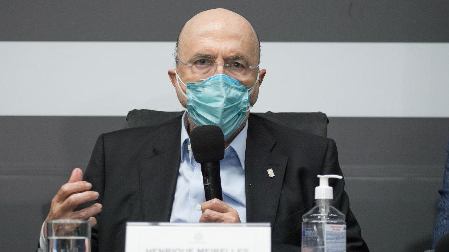 Ex-ministro da Fazenda, Henrique Meirelles comparou o parcelamento dos precatórios a uma pedalada fiscal - André Ribeiro/Futura Press/Estadão Conteúdo