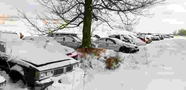 A propriedade da família Avery, mostrada no documentário da Netflix, no Condado de Manitowoc - Lauren Justice/The New York Times