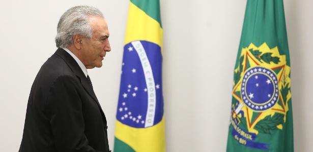 Também há resistência no PMDB, sigla da qual Temer é presidente licenciado - Dida Sampaio/Estadão Conteúdo
