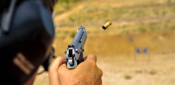 Para milhões de famílias americanas, praticar tiro é uma diversão tradicional