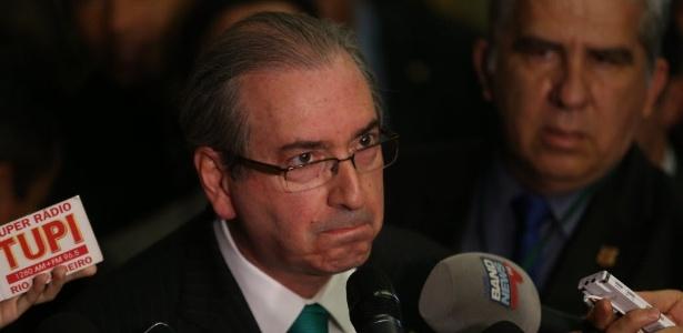 Cunha deixa de ter direito ao uso da residência oficial, transporte aéreo e terrestre e a segurança pessoal