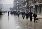 Análise: Com a queda de Aleppo, o que acontece? - KARAM AL-MASRI/AFP