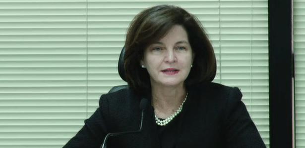 A procuradora-geral da República Raquel Dodge