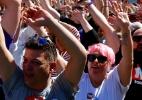 Apesar de aprovação do casamento gay, australianos criticam atraso em validação de leis - DAVID GRAY/REUTERS