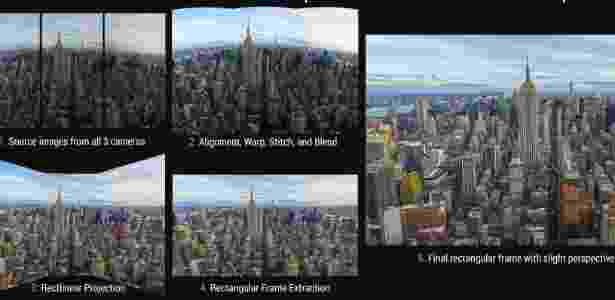 Exemplo de como Phil Holland trabalhou com a edição de imagens para vídeo em 12K - Reprodução/phfx - Reprodução/phfx