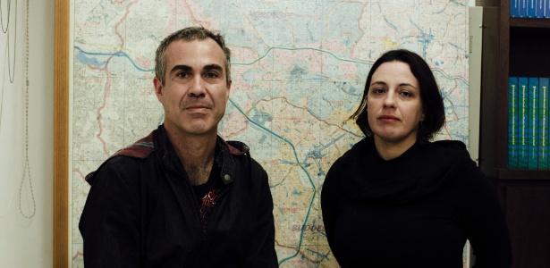 """Bruno Paes Manso e Camila Nunes Dias, autores do livro """"A Guerra --A ascensão do PCC e o mundo do crime no Brasil"""""""