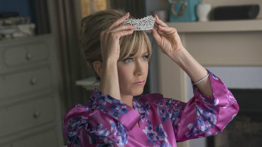 """Jennifer Aniston em cena do filme """"Dumplin"""", da Netflix - Divulgação"""