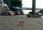 Tiroteio fecha avenida Brasil e deixa 5 baleados no Rio - ONG Onde Tem Tiroteio / Divulgação