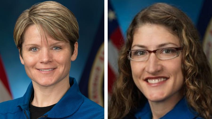 Christina Koch e Anne McClain estavam escaladas para tarefa, que foi cancelada - Nasa