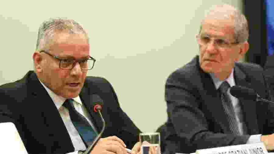 O diretor-presidente da Empresa Brasil de Comunicação, Alexandre Graziani Júnior - José Cruz/Agência Brasil