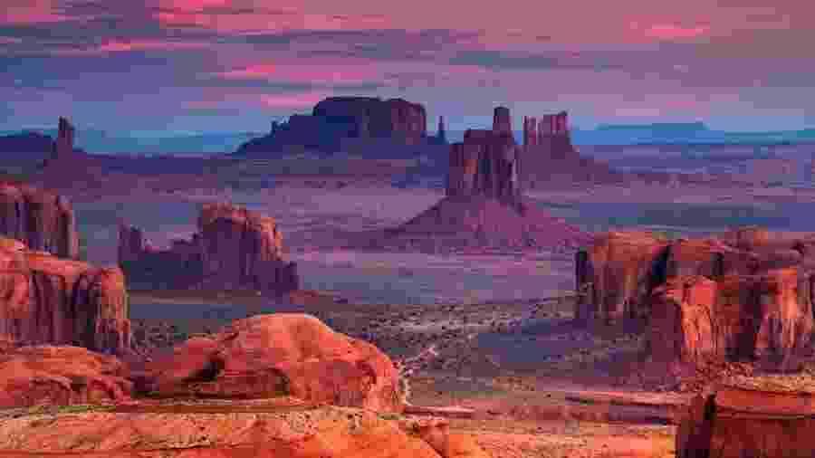 As rochas do Gran Canyon permitem entender como ocorreu a evolução na Terra - Getty Images