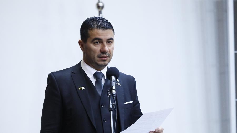 O deputado Luis Miranda (DEM-DF) alega ter sido vítima de ameaças pelos dois em coletiva realizada nesta quarta - Luis Macedo/Câmara dos Deputados