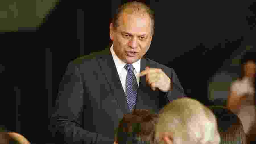 O deputado federal Ricardo Barros (PP), relator da lei de abuso de autoridade - Paulo Lisboa/Brazil Photo Press/Folhapress