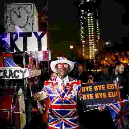 Brexit - Henry Nicholls/Reuters - Henry Nicholls/Reuters