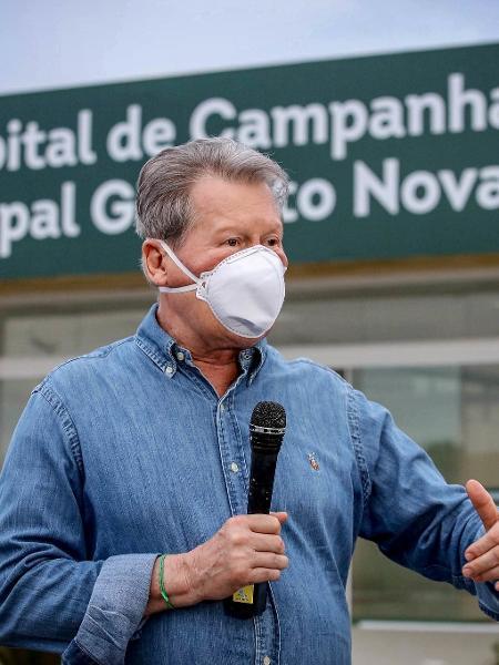 Prefeituro de Manaus, Arthur Virgílio Neto (PSDB) - Mário Oliveira/Semcom