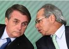 'Não faremos aventura na economia', diz Bolsonaro ao lado de Guedes