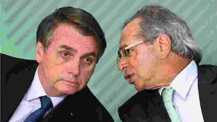 """Moody""""s classificou o teto de gastos como """"âncora fiscal"""" que influencia a confiança do investidor - Evaristo Sá/AFP"""