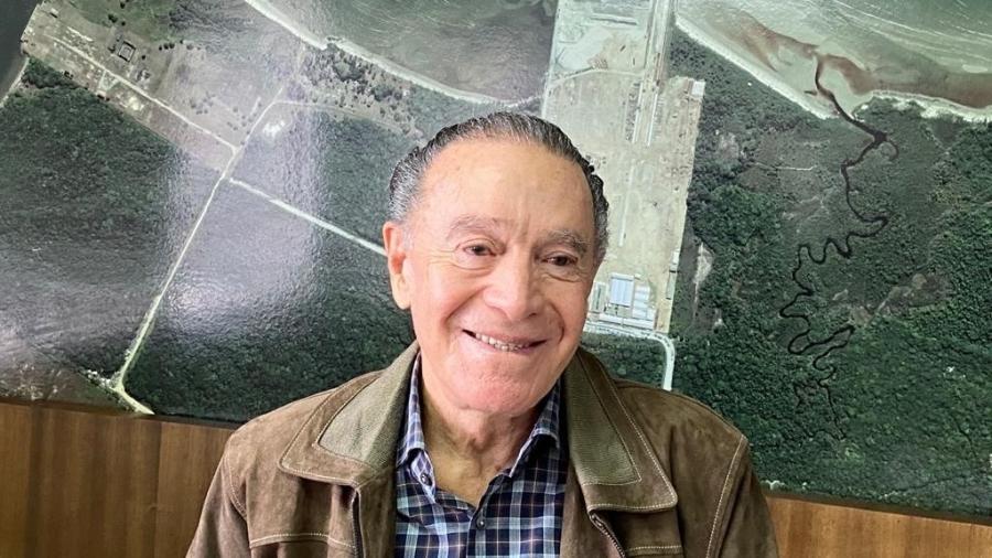 João Carlos Ribeiro (PSC) desistiu de tentar ser prefeito de Pontal do Paraná (PR) - Divulgação