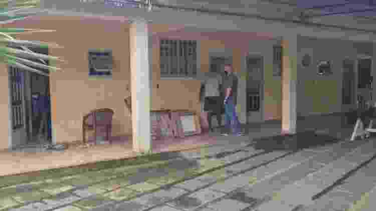 Adolescentes eram mantidos em cárcere privado no RJ - Divulgação/Polícia Civil do Rio de Janeiro - Divulgação/Polícia Civil do Rio de Janeiro